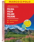 Poland Marco Polo Road Atlas - Book