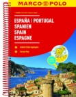 Spain and Portugal Marco Polo Road Atlas - Book