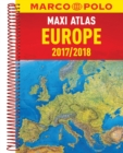Europe Maxi Atlas - Book