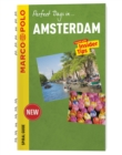 Amsterdam Marco Polo Travel Guide - with pull out map - Book