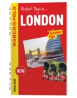 London Marco Polo Travel Guide - with pull out map - Book