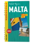 Malta Marco Polo Travel Guide - with pull out map - Book