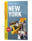 New York Marco Polo Travel Guide - with pull out map - Book