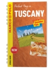 Tuscany Marco Polo Travel Guide - with pull out map - Book