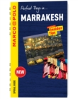 Marrakesh Marco Polo Travel Guide - with pull out map - Book