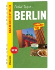Berlin Marco Polo Travel Guide - with pull out map - Book