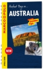 Australia Marco Polo Travel Guide - with pull out map - Book