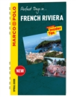 French Riviera Marco Polo Travel Guide - with pull out map - Book