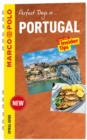 Portugal Marco Polo Travel Guide - with pull out map - Book