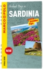 Sardinia Marco Polo Travel Guide - with pull out map - Book
