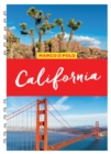 California Marco Polo Travel Guide - with pull out map - Book
