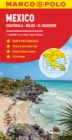 Mexico Marco Polo Map : Includes Guatemala, Belize and El Salvador - Book