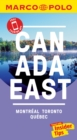 Canada East Marco Polo Pocket Travel Guide - with pull out map : Montreal, Toronto and Quebec - Book