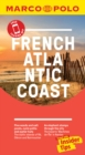 French Atlantic Coast Marco Polo Pocket Travel Guide 2019 - with pull out map : Biarritz, Bordeaux, La Rochelle, Nantes - Book