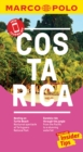 Costa Rica Marco Polo Pocket Travel Guide 2019 - with pull out map - Book