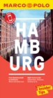 Hamburg Marco Polo Pocket Travel Guide - with pull out map - Book