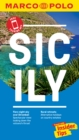 Sicily Marco Polo Pocket Travel Guide - with pull out map - Book
