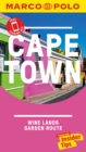 Cape Town Marco Polo Pocket Guide - with pull out map : Includes the Wine Lands and Garden Route - Book