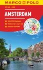 Amsterdam Marco Polo City Map - Book