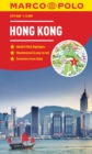 Hong Kong Marco Polo City Map - pocket size easy fold Hong Kong street map - Book