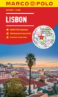 Lisbon Marco Polo City Map - Book