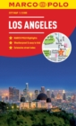 Los Angeles Marco Polo City Map - pocket size, easy fold, Los Angeles street map - Book