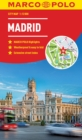 Madrid Marco Polo City Map - Book