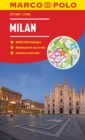 Milan Marco Polo City Map - pocket size, easy fold, Milan street map - Book