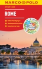 Rome Marco Polo City Map - pocket size, easy fold, Rome street map - Book