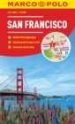 San Francisco Marco Polo City Map - pocket size, easy fold, San Francisco street map - Book
