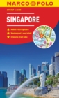Singapore Marco Polo City Map - pocket size, easy fold, Singapore street map - Book