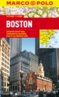 Boston Marco Polo City Map - Book