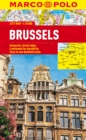 Brussels Marco Polo City Map - Book