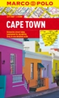 Cape Town Marco Polo City Map - Book