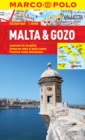 Malta & Gozo Marco Polo Holiday Map - Book