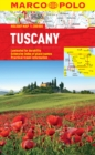 Tuscany Marco Polo Holiday Map - Book