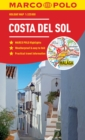 Costa Del Sol Marco Polo Holiday Map 2019 - pocket size, easy fold Costa del Sol map - Book
