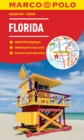 Florida Marco Polo Holiday Map - pocket size, easy fold, Florida map - Book