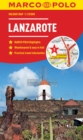 Lanzarote Marco Polo Holiday Map - Book