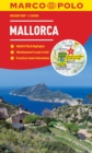 Mallorca Marco Polo Holiday Map 2019 - pocket size, easy fold Mallorca map - Book