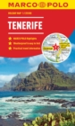 Tenerife Marco Polo Holiday Map 2019 - pocket size, easy fold Tenerife map - Book