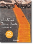 Christo and Jeanne-Claude. Postcard Set - Book