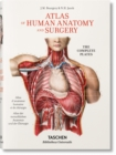Jean Marc Bourgery. Atlas of Human Anatomy and Surgery - Book