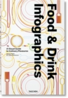 Food & Drink Infographics. A Visual Guide to Culinary Pleasures - Book