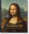 Leonardo. The Complete Paintings and Drawings - Book