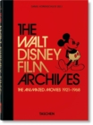 The Walt Disney Film Archives. The Animated Movies 1921-1968. 40th Anniversary Edition - Book