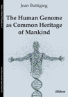 The Human Genome as Common Heritage of Mankind - Book