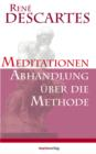Meditationen / Abhandlung uber die Methode - eBook