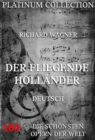 Der fliegende Hollander - eBook