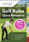 Golf Rules Quick Reference 2019 - Book